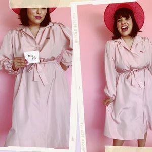 Vtg Deadstock Mary Kay Cosmetics Coat Dress S M L